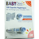 Visiomed BabyDoo ninapumba lisatopsid, 25 tk