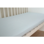 Makayla Design aluslina sinine triip kummiga 60x120cm