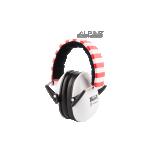 Alpine Muffy kõrvaklapid lastele, valge