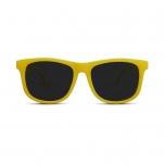 Hipsterkid polariseeritud päikeseprillid 0-24 kuud kollane