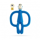 Matchstick Monkey Blue Monkey Teething Toy närimislelu