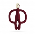 Matchstick Monkey Claret Teething Toy närimislelu