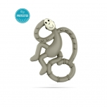 Matchstick Monkey Grey Mini Monkey Teether närimislelu