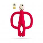 Matchstick Monkey Rubine Monkey Teething Toy närimislelu