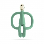 Matchstick Monkey Mint Green Monkey Teething Toy närimislelu