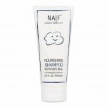 NAÏF niisutav šampoon puuvillaseemne ekstraktiga 200ml