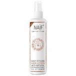 NAÏF Easy Styling juuksevedelik puuvillaseemne ekstraktiga 150ml