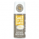 Salt of the Earth Amber & Sandalwood roll-on deodorant 75ml
