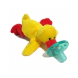 WubbaNub lutt kollane pardike