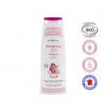 Alphanova Kids orgaaniline pisaravaba šampoon lastele maasika, puuvilla ja aloe veraga ekstraktiga 250ml