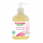 Friendly Organic kummeliga intiimpesugeel 300ml