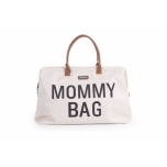 Childhome Mommy suur tarvikute kott, valge
