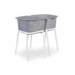 Childhome vildist voodi ja toolid 2in1, madrats komplektis