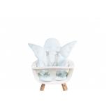 Childhome inglikujuline Universaalne Istepehmendus Mint