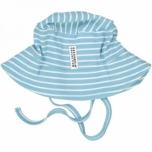 Geggamoja suvemüts sinise valge triibuline