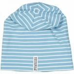 Geggamoja müts sinise-valge triibuline