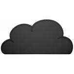 KG Design lauamatt pilv, must