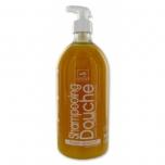 Naturado Dušigeel-šampoon XXL Aprikoos, 1L