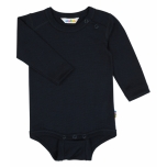 Joha baby heavy single wool bodi, tumesinine