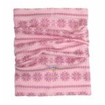 Joha torusall meriinovillane snowflake, roosa