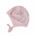 Joha beebimüts meriinovill Moose, roosa