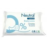 Neutral Baby niisked salvrätikud 63tk