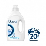 Neutral pesugeel White Wash 20 pesukorda 1000ml
