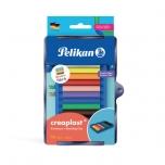 Pelikan Kreativfabrik plastiliinide moodul 10 värvi