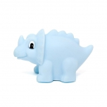 Petit Monkey öölamp Dino Triceratops sinine