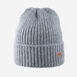 Pure Pure naiste kootud müts beebialpakavill sinine