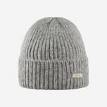 Pure Pure naiste kootud müts beebialpakavill grey melange