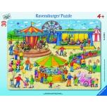 Ravensburger plaatpusle 30 tk Lõbustuspark 4+