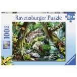 Ravensburger pusle 100 XXL tk Džungel 6+