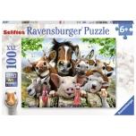 Ravensburger pusle 100 XXL tk Farmi selfie 6+