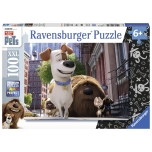Ravensburger pusle 100 XXL tk Lemmikloomade salajane elu 6+