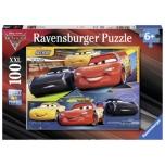 Ravensburger pusle 100 XXLtk Autod 3 6+