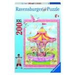 Ravensburger pusle 200 XXL tk Karusell 8+