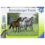 Ravensburger pusle 200 XXL tk Hobused 8+