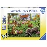 Ravensburger pusle 200 XXL tk Kassid-koerad mängimas 8+