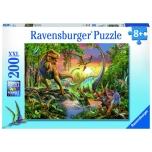 Ravensburger pusle 200 XXL tk Dinosaurused 8+