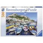 Ravensburger pusle 500 tk Värviküllane sadam 9+