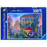 Ravensburger pusle 500 tk Minnie ja Mickey 9+