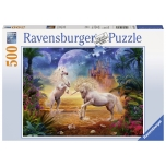 Ravensburger pusle 500 tk Maagilised ükssarved 9+