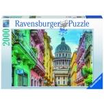 Ravensburger pusle 2000 tk Värviküllane Kuuba 10+