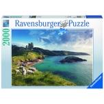 Ravensburger pusle 2000 tk Fantastiline Cove 10+