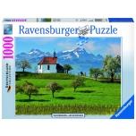 Ravensburger pusle 1000 tk Mäed 10+