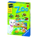 Ravensburger lauamäng Zoo 3-6 aastat