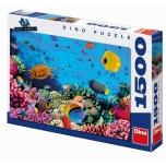 Dino pusle 1500 tk Korallid 10+