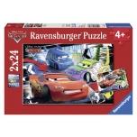 Ravensburger pusle 2x24 Cars