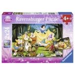 Ravensburger pusle 2x24 Lumivalgeke